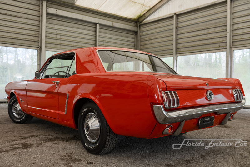 Ford Mustang Oldtimer 1965