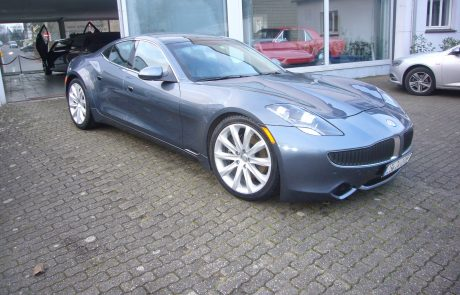 Fisker Karma Business Car Florida Exclusiv Car